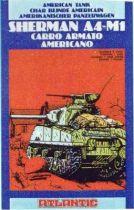 Atlantic 1:72 4604 American Tank Sherman A4 M1