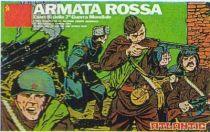 Atlantic 1:72 54 Armata Rossa (Red Army) Mint in Box