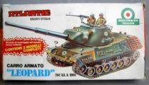 Atlantic 1:72 601 Leopard Tanks