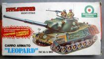 Atlantic 1:72 601 Leopard Tanks