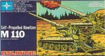 Atlantic 1:72 602 Self-Propelled Howitzer M110