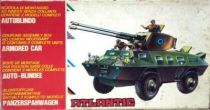 Atlantic 1:72 607 (Red&White Box) Armored car