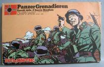 Atlantic 1:72 81 German Panzer Grenadier Mint in Box