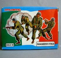 Atlantic 1:72 9004 Italian paratroops
