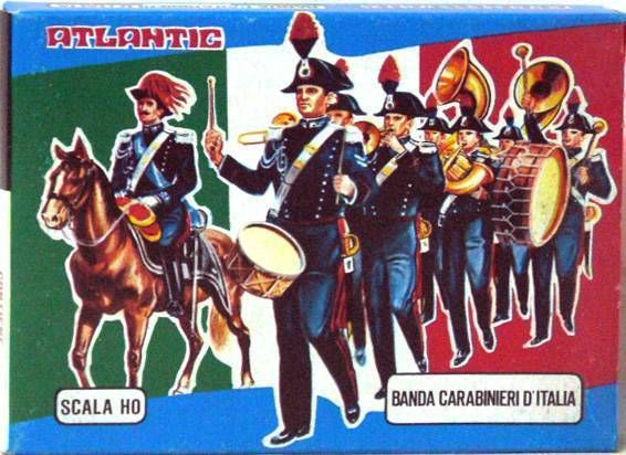 Atlantic 1:72 9005 Sharpshooters Band
