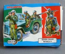 Atlantic 1:72 9021 motorised commando