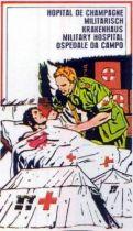Atlantic 1:72 Serie Export 114 Military Hospital
