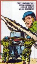 Atlantic 1:72 Serie Export 121 Anti Air Rockets