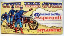 Atlantic 32ème Far West 691 Canon guerre de sécession