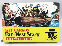 Atlantic 72eme 1008 Kit Carson neuf en boite