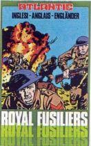 Atlantic 72eme 4053 Royal Fusilliers neuf en boite