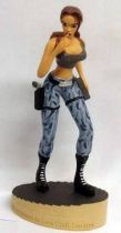 Atlas - Tomb Raider - 5\'\' statue - Lara Croft - Adventures of Lara Croft, London