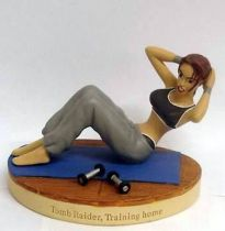 Atlas - Tomb Raider - 5\'\' statue - Lara Croft - Tomb Raider, Training Home