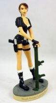 Atlas - Tomb Raider - Statue 15cm  - Lara Croft - Tomb Raider Legend, Bazooka
