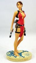Atlas - Tomb Raider - Statue 15cm  - Lara Croft - Tomb Raider Legend, Japon