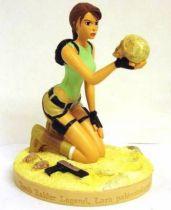 Atlas - Tomb Raider - 5\'\' statue - Lara Croft - Tomb Raider Legend, Paleontologist Lara