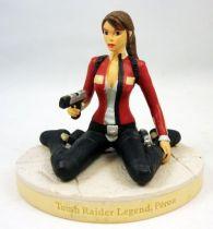 Atlas - Tomb Raider - Statue 15cm  - Lara Croft - Tomb Raider Legend, Pérou