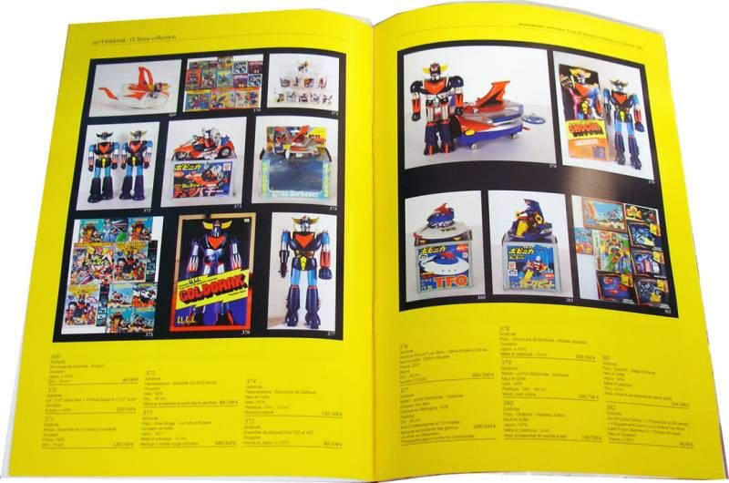 Auction Catalog \'\'1960-1980 Toys Made in Japan""