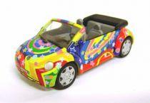 Austin Powers - Beetle Concept 1 Cabriolet (Swinger 2)  1:36 Die-cast - Dinky