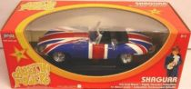 Austin Powers 1:18 die-cast Shaguar