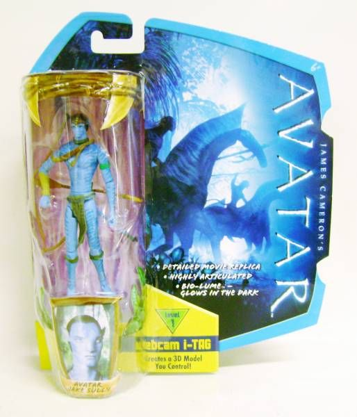 Avatar - Avatar Jake Sully (Bio lum)