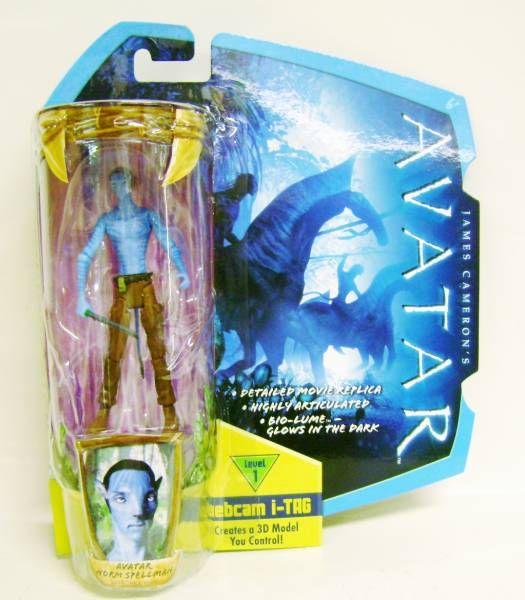 Avatar - Avatar Norm Spellman (Bio Lum)