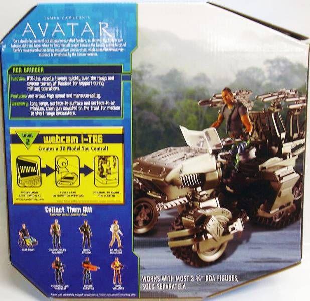 Avatar - RDA Grinder