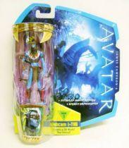 Avatar - Tsu\'Tey (Warrior outfit with Bio Lum)