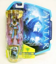 Avatar - Tsu\'Tey (Warrior outfit with Bio Lum)