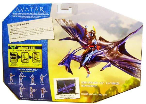 Avatar - Tsu-Tey\'s Banshee
