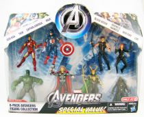 Avengers - Hasbro - 8-Pack Avengers (Target Exclusive)