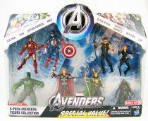 Avengers - Hasbro - 8-Pack Avengers (Target Exclusive)
