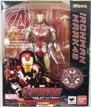 Avengers Age of Ultron - Iron Man Mark 43 - Bandai S.H.Figuarts