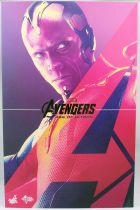 Avengers Age of Ultron - Vision (Paul Bettany) - Figurine 30cm Hot Toys Sideshow MMS 296