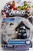 Avengers Assemble - Nick Fury \'\'Jet Armor\'\'
