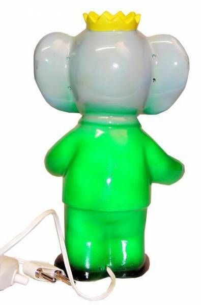 Babar - Delacoste Night Light (mint in box)
