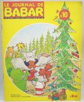 Babar - Journal Mensuel n°10 - ORTF 1969