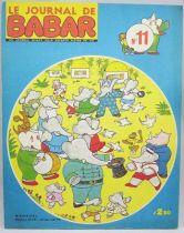 Babar - Journal Mensuel n°11 - ORTF 1969