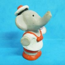 Babar - L. de Brunhoff 1988 PVC Figure - Child Babar
