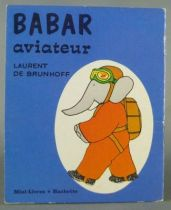 babar___mini_livre_hachette___babar_aviateur_1