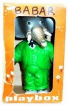 Babar - Plastic Figure Playbox
