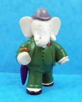 Babar - Plastoy PVC Figure - Babar in suit