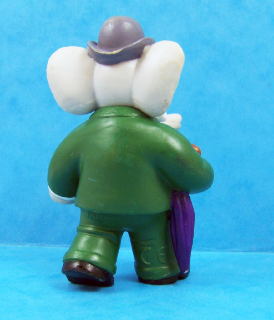 Babar - Plastoy PVC Figure - Babar in suit