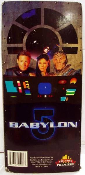Babylon 5 - Ambassador G\\\'Kar (10\\\'\\\') - Exclusive Premiere