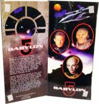 Babylon 5 - Captain John Sheridan (purple outfit) (10\'\') - Exclusive Premiere