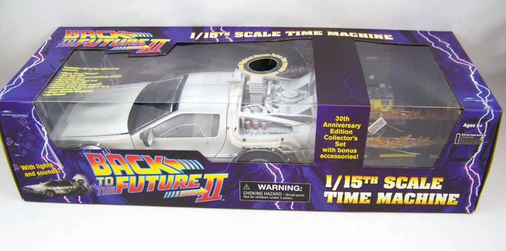 Back To The Future Part I Diamond Select Toys Delorean 1