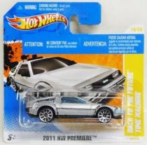 Back to the Future Part.I - Hot Wheels - Mattel - Delorean Time Machine (Part 1)