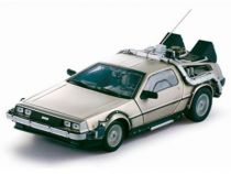 Back to the Future Part.I - Sun Star - Delorean Time Machine