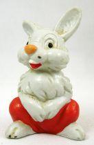 Bambi - Bully pvc figure - Thumper (red trunks)