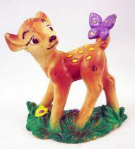 Bambi - Figurine pvc Bully - Faline sur l\'herbe